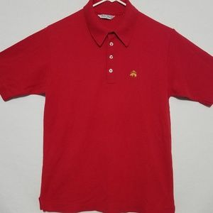 2/$30 Brooks Brothers Golden Fleece Boys Polo Red